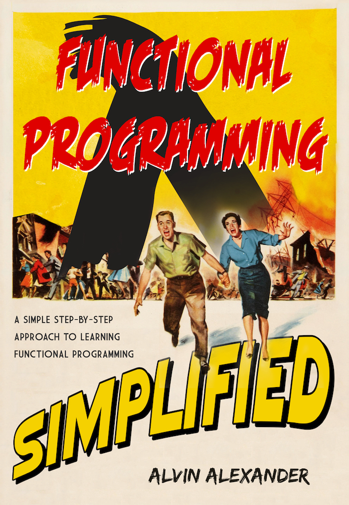 Functional Programming, Simplified book cover